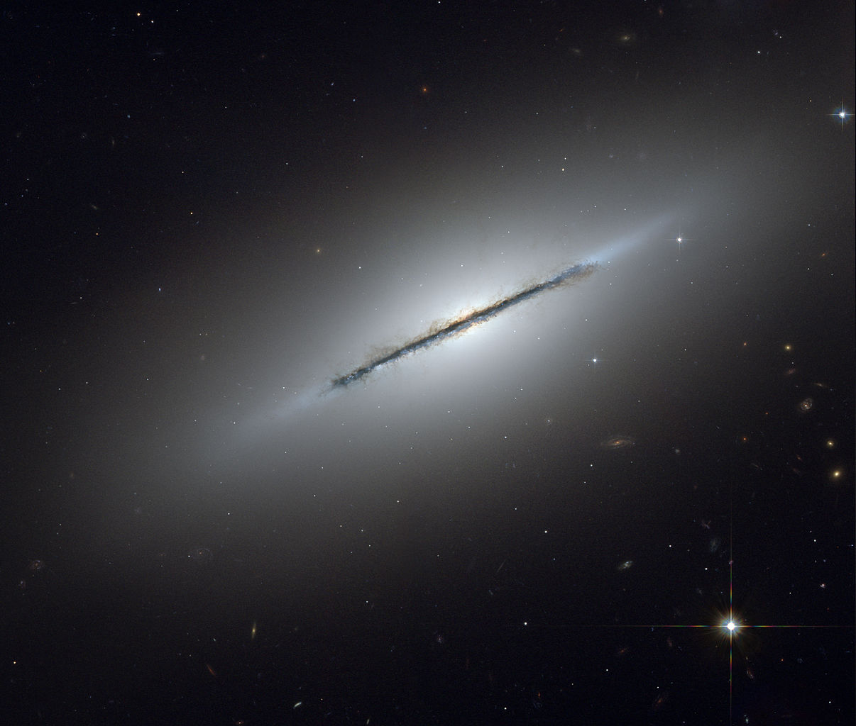 spindle galaxy,m102,ngc 5866