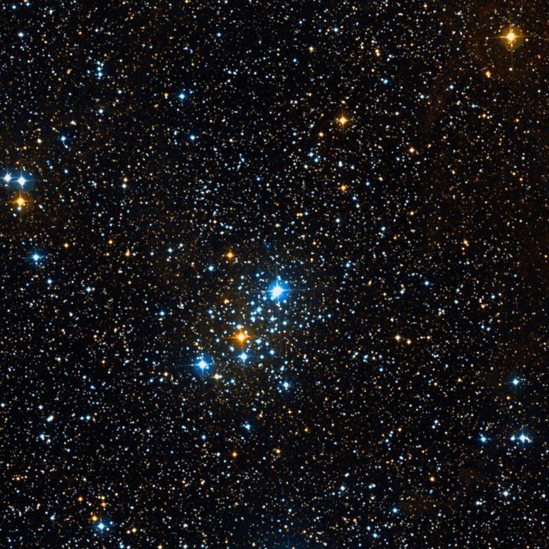 m103,open cluster m103,ngc 581