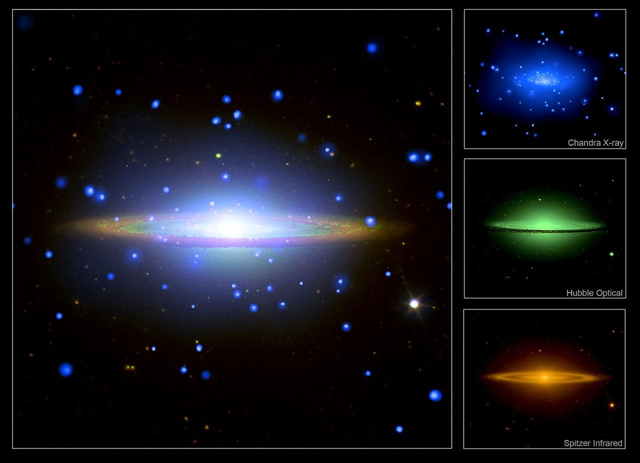 messier 104,m104 galaxy,spiral galaxy