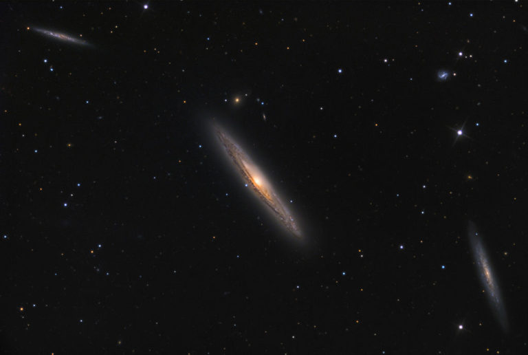 ngc 4222,ngc 4206,virgo cluster galaxies