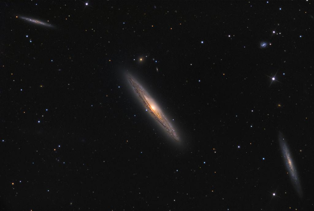 Virgo Cluster   Messier Objects
