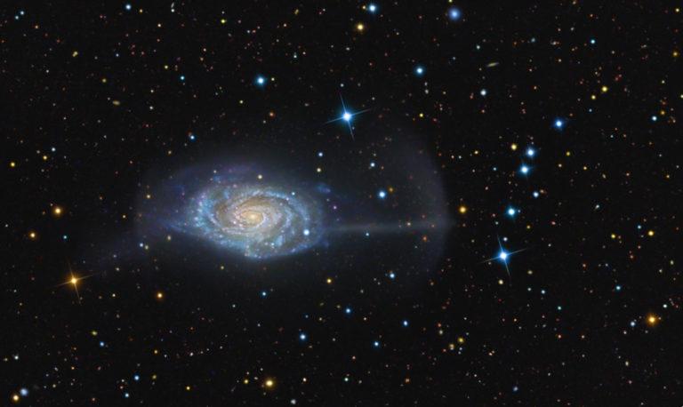 ngc 4651,virgo cluster galaxy
