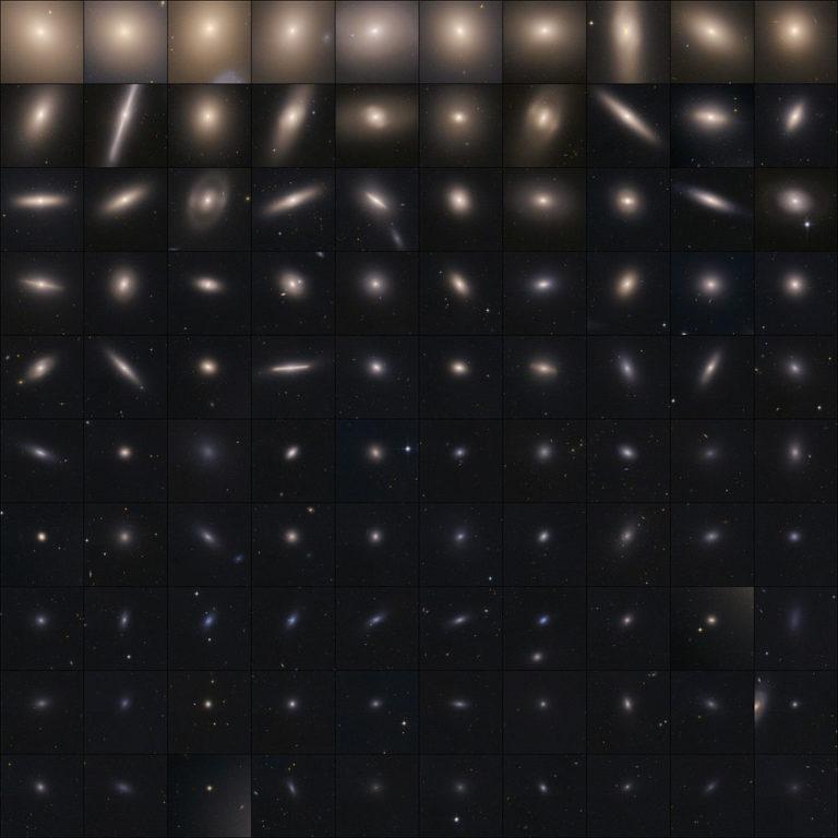 virgo cluster galaxies